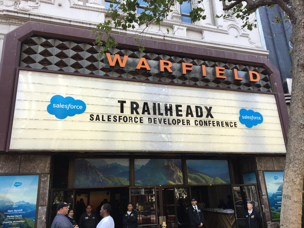 TrailheaDX - The Warfield
